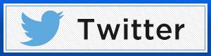 左側にツイッターロゴ、右側に黒色で「Twitter」テキスト。 書体はGotham